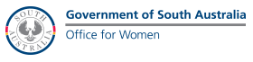 Government of South Australia, Office for Women - logo