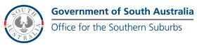 Government of South Australia, Office for Southern Suburbs - logo
