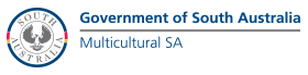 Government of South Australia, Multicultural SA - logo